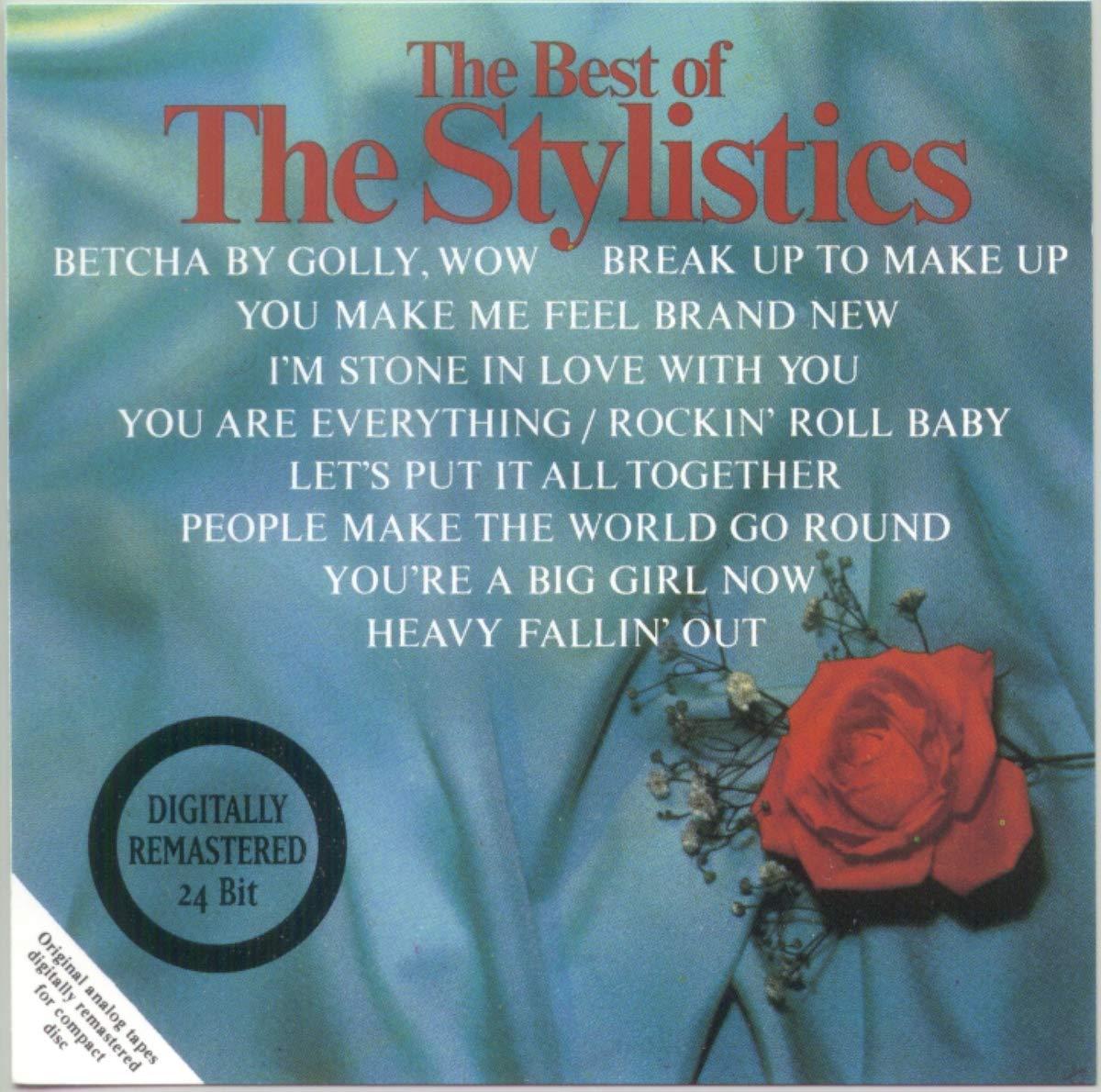 Stylistics Best Of The Stylistics Amazon Com Music