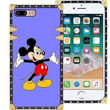 Amazon.com: Disney Collection - Carcasa para iPhone 7 Plus y ...