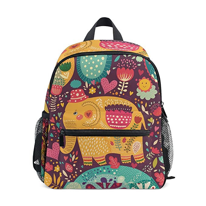 Image Unavailable. Image not available for. Color  DEYYA Age 3-8 Y Color  Elephant Small Toddler Backpack ... 68edd539897f9