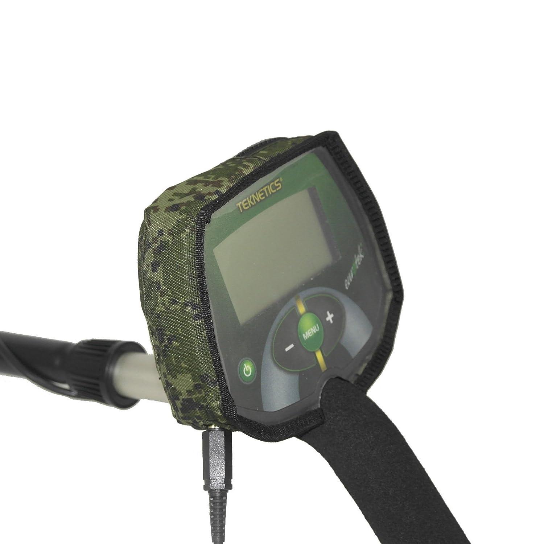 Amazon.com : Camo Pixel Box Cover for Metal Detector Teknetics Eurotek : Garden & Outdoor