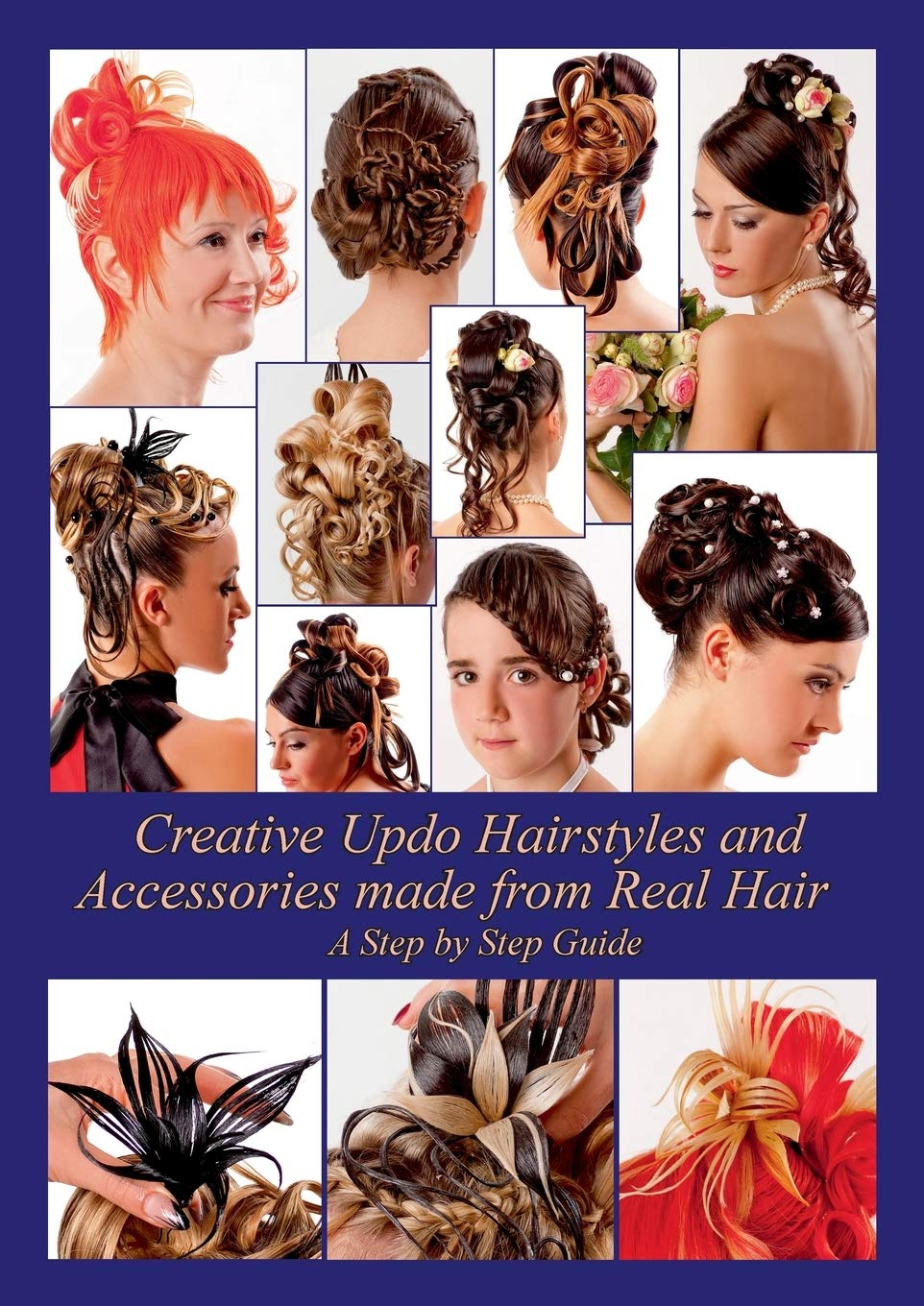 Surprising Creative Updo Hairstyles And Accessories Made From Real Hair A Schematic Wiring Diagrams Phreekkolirunnerswayorg