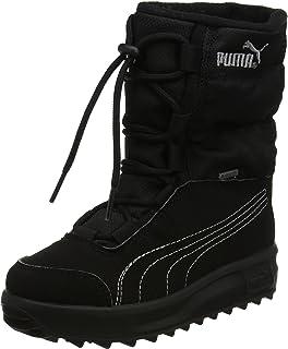 fc8b6aba8d Puma Unisex-Erwachsene Caminar III GTX Schneestiefel, Schwarz (black ...