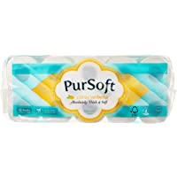 PurSoft 4 PLY Bathroom Rolls, Citrus Verbena, 180ct (Pack of 30)