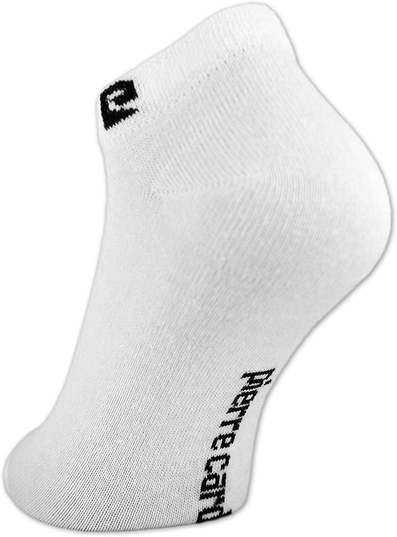 Pierre Cardin 10 Paar Herren Sneaker Socken Schwarz oder Wei/ß sockenkauf24