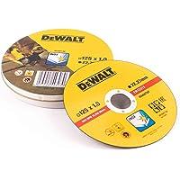 DeWalt DT3507-QZ DT3507-QZ-Lata com 10 Discos de Corte