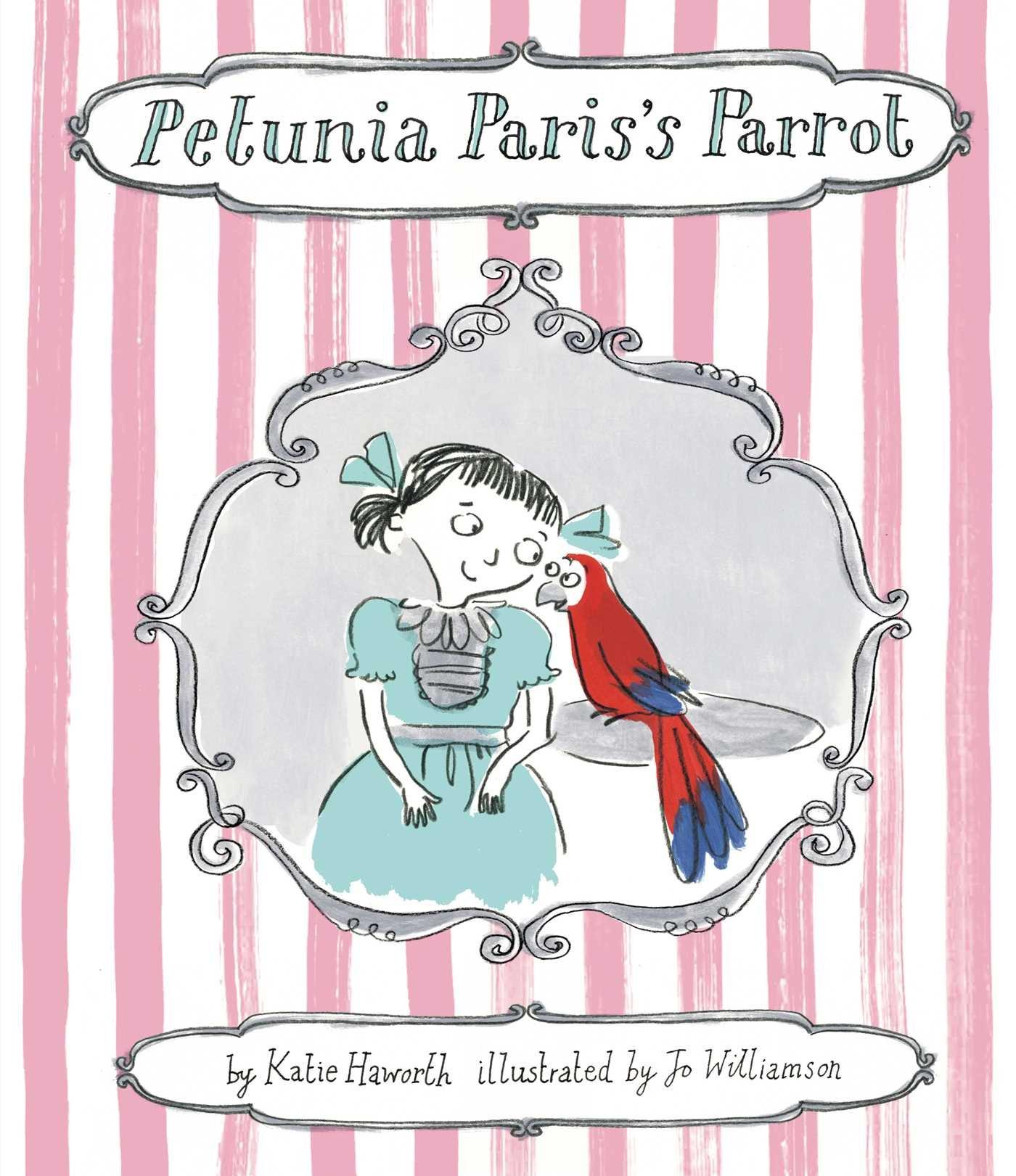 Read Online Petunia Paris's Parrot pdf epub