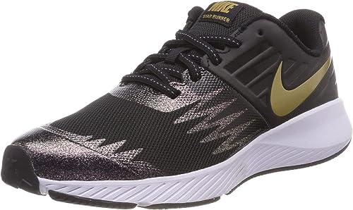 Nike Star Runner SH (GS), Zapatillas de Entrenamiento para Niñas ...