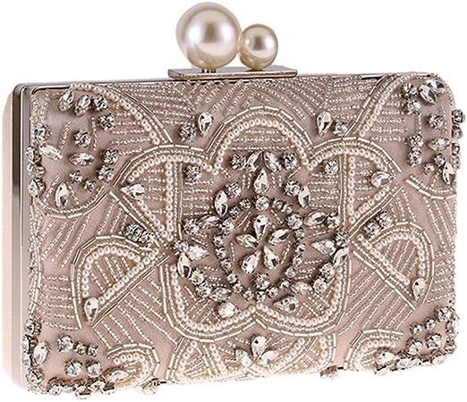 Clutch Purse Evening Bags For Womens Chain Dress Handbag Wedding