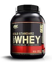 Optimum Nutrition 100% Whey Protéine Gold Standard, Biscuits et Crème, Whey Isolate, 2,27 kg