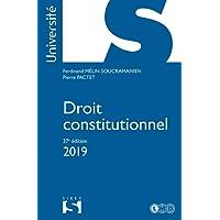 Droit constitutionnel 2019 - 37e éd.