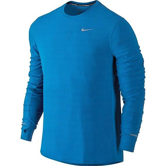 NIKE Herren T shirt Dri Fit Contour: : Bekleidung