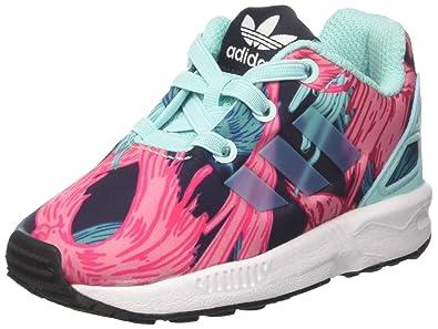 609393dde77d best price adidas unisex babies zx flux el i sneakers multicolor energy f17  energy 3454b c519f