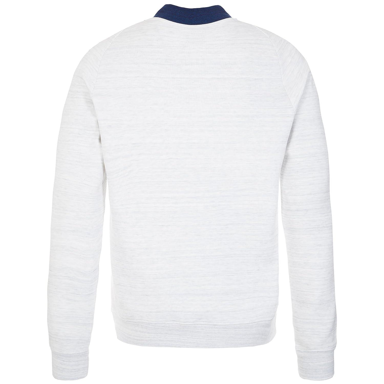 Chaqueta Tech N98 PSG azul blanco, Hombre, color gris, tamaño XL ...