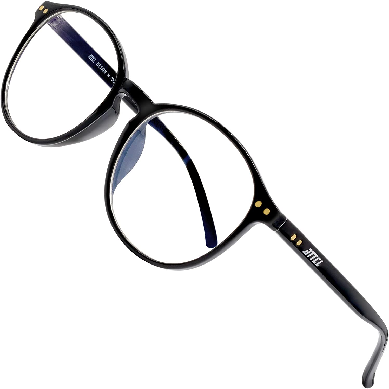 ATTCL unisex Gafas de Luz Azul con Armazón TR90 para Protección contra Luz Azul, Anti Fatiga por Deslumbramiento