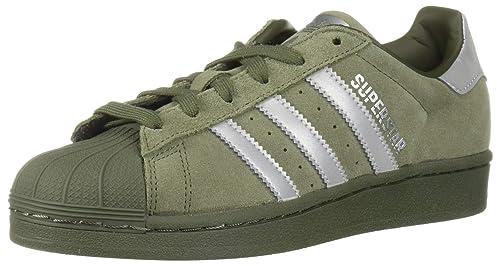 brand new b71d6 b2371 adidas Originals Superstar II - Sneakers Unisex Adulto, Verde  (Green Cargo Cargo