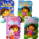 Dora the Explorer Baby Toddler Board Books - Set of Four