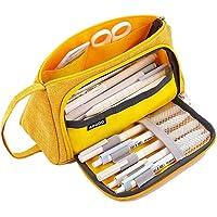RUICHUANGS estuche escolar ,estuche mascarillas, estuche,Con mango- de gran capacidad, caja de lápices, bolsa de…
