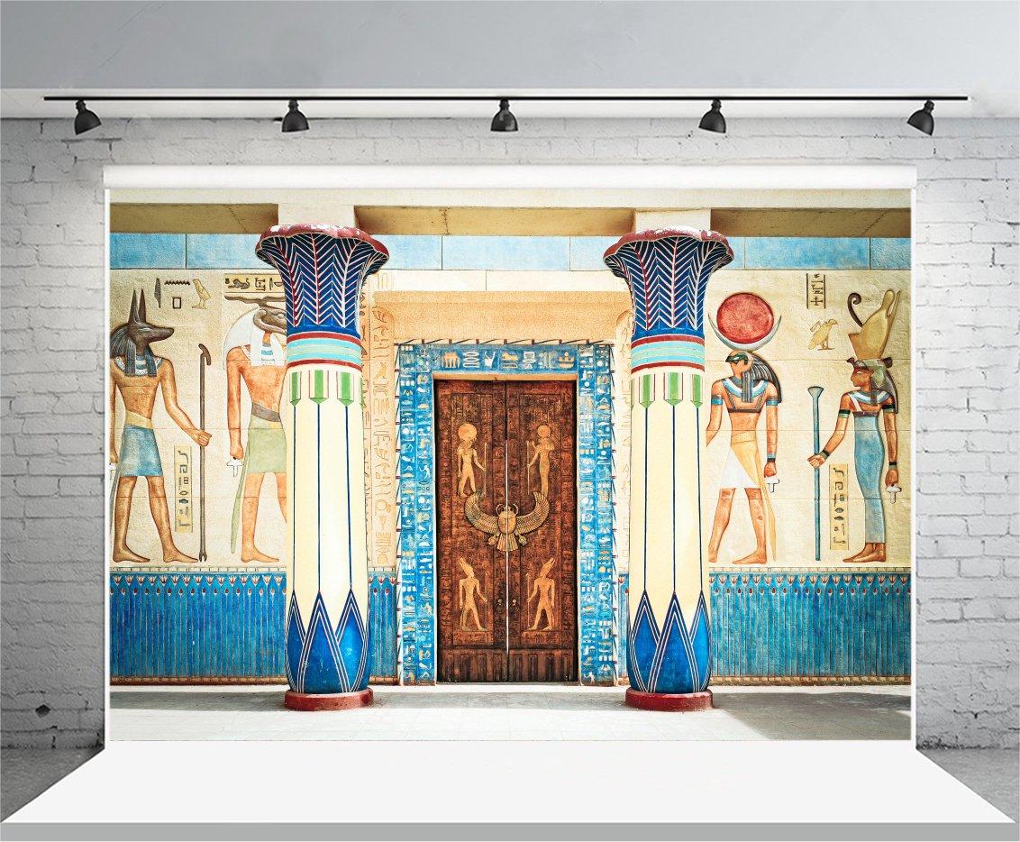 YongFoto 3x2m Fondos Fotograficos Antiguo Egipto Escena Murales Faraón Templo Jeroglífico Papiro Egipcio Fondos para Fotografia Fiesta Boda Adulto ...