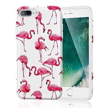ZQ-Link Funda iPhone 8 Plus, iPhone 7 Plus Cover Ultra Fina ...