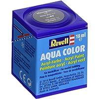 Revell - Su Bazlı Maket Boyası Gri Mat 18 Ml (36147)
