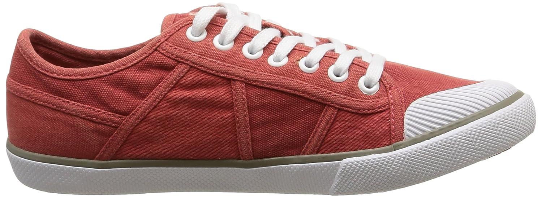 TBS Damen Sneaker Sneaker Sneaker Rot (Sienne) 36d137