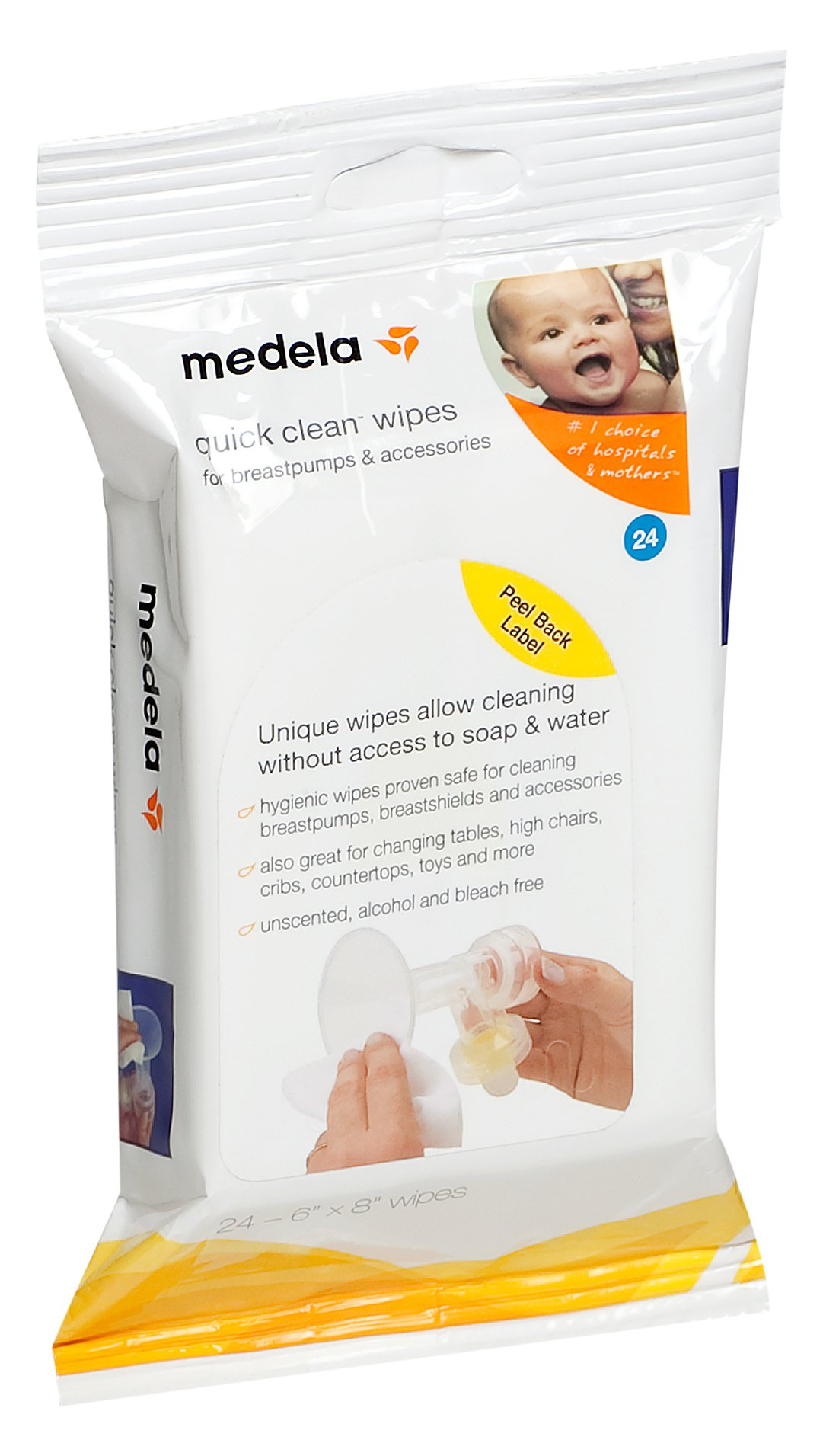 Amazoncom  Medela Pump And Save Breast Milk Bags, 50 -2188