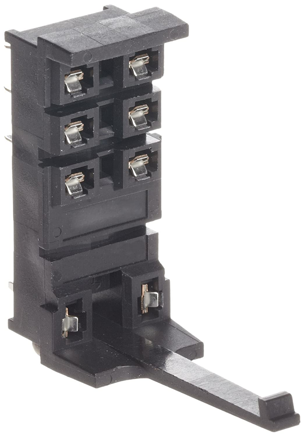Omron P2R-087P General Purpose Socket Back Mounting PCB Terminal For Use With G2R-2-S Series Relays