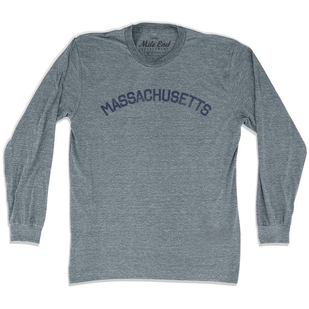 Massachusetts Union Vintage Long Sleeve T-shirt