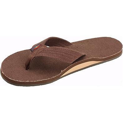4f016ea4616b0d Rainbow 301Ahts Hemp Brown Womens Thong Size 1X  Amazon.co.uk  Shoes   Bags