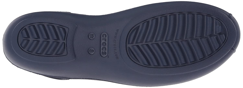 Crocs Damen Olivia Ii (Navy) Flat Damens Slingback Blau (Navy) Ii 83e6d0