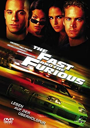 The Fast and the Furious (Full Speed Edition) [Alemania] [DVD]