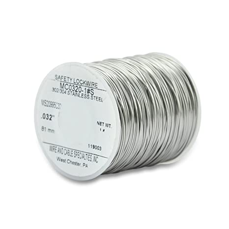 Amazon.com: Wire and Cable Specialties MC0320-1#S .032\