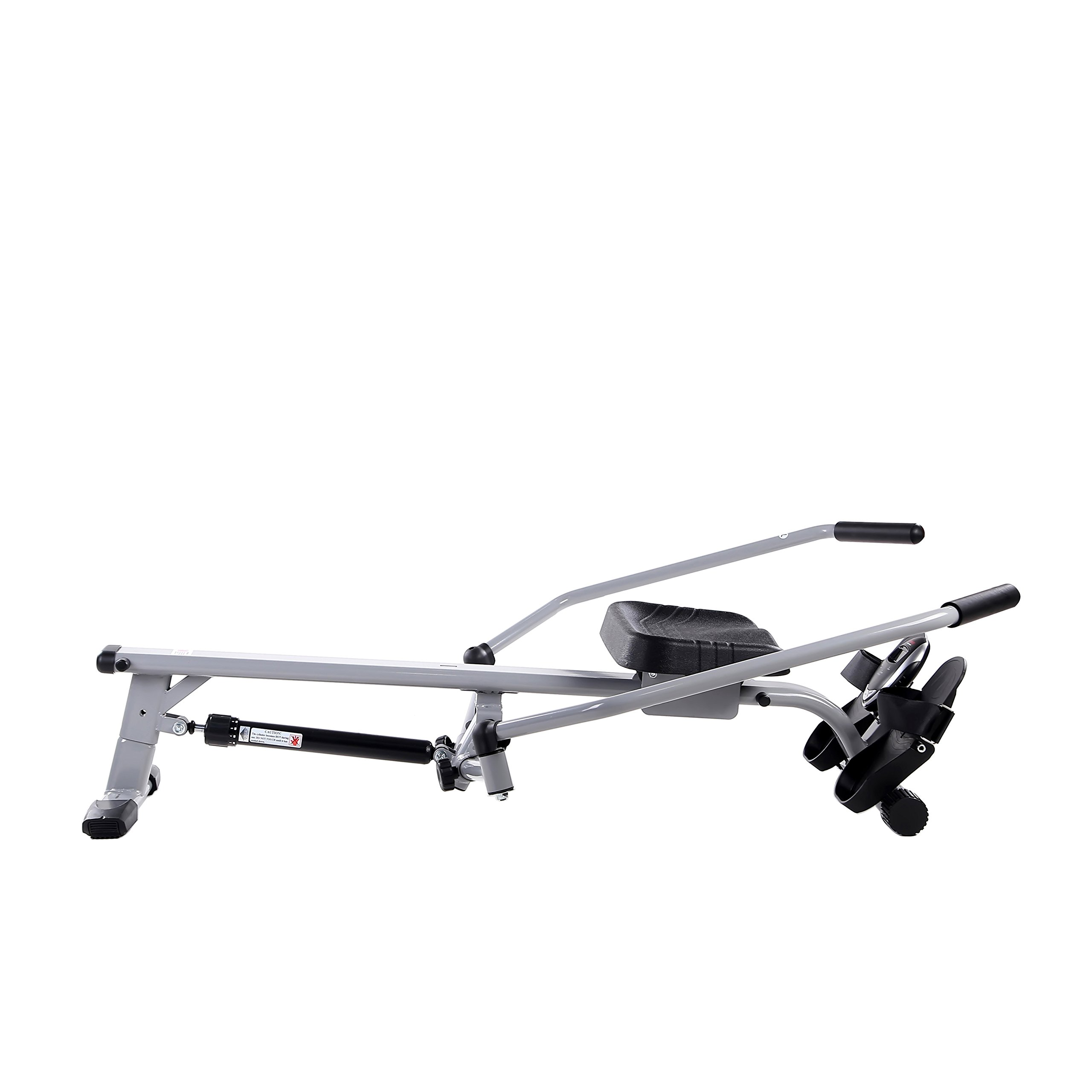 Sunny Health & Fitness SF-RW5639 Full Motion Rowing Machine Rower w/ 350 lb Weight Capacity and LCD Monitor by Sunny Health & Fitness (Image #11)