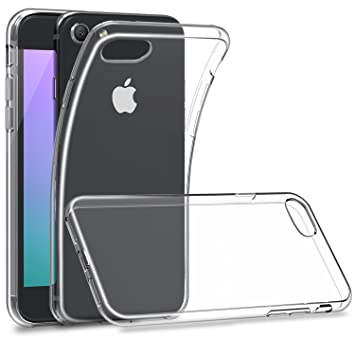 iphone 8 coque transparente