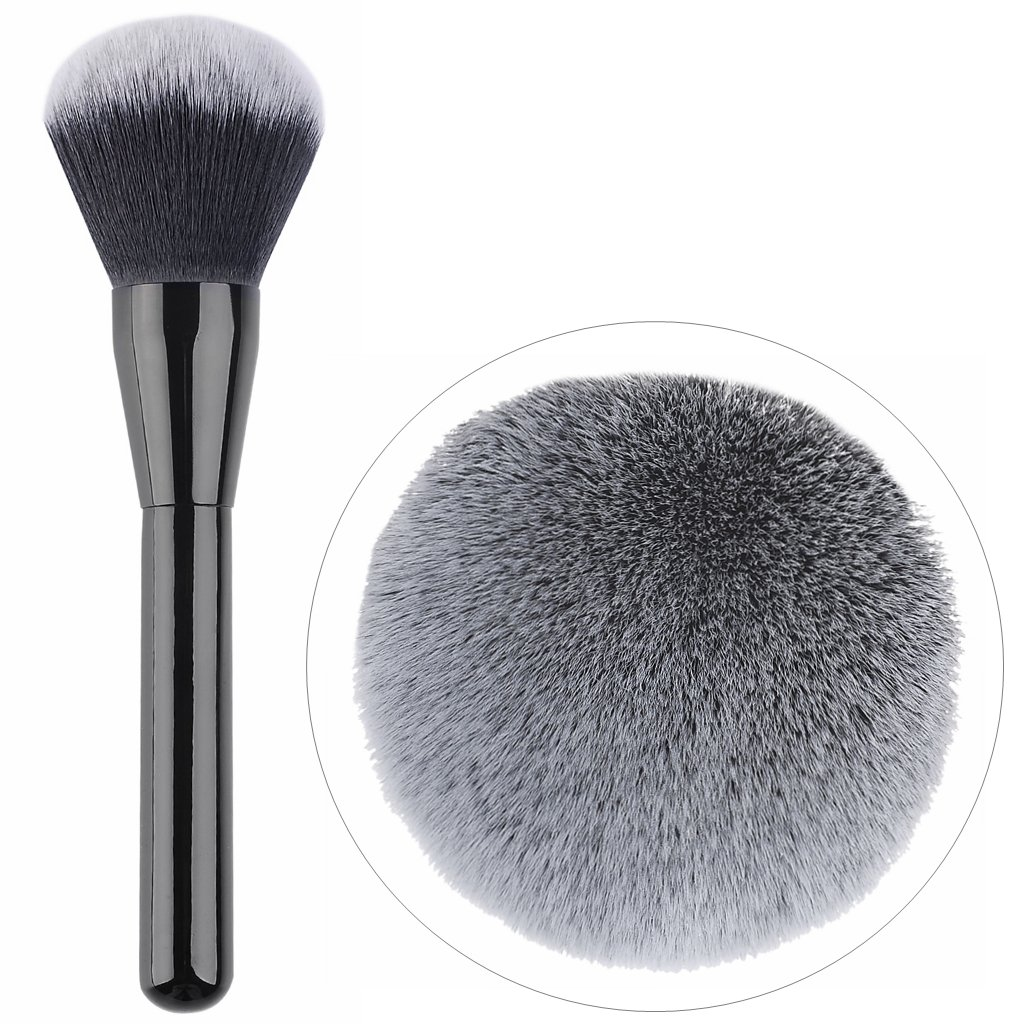 ClothoBeauty Premium Synthetic Makeup Powder Brush,Luxury Soft, X-Large Powder/Blush/Bronzer Foundation Brush … ltd