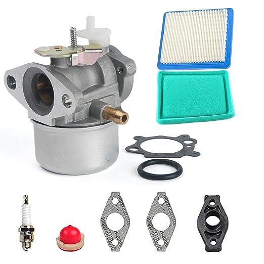 HIFROM Kit de carburador con 694395 Bombilla de imprimación ...