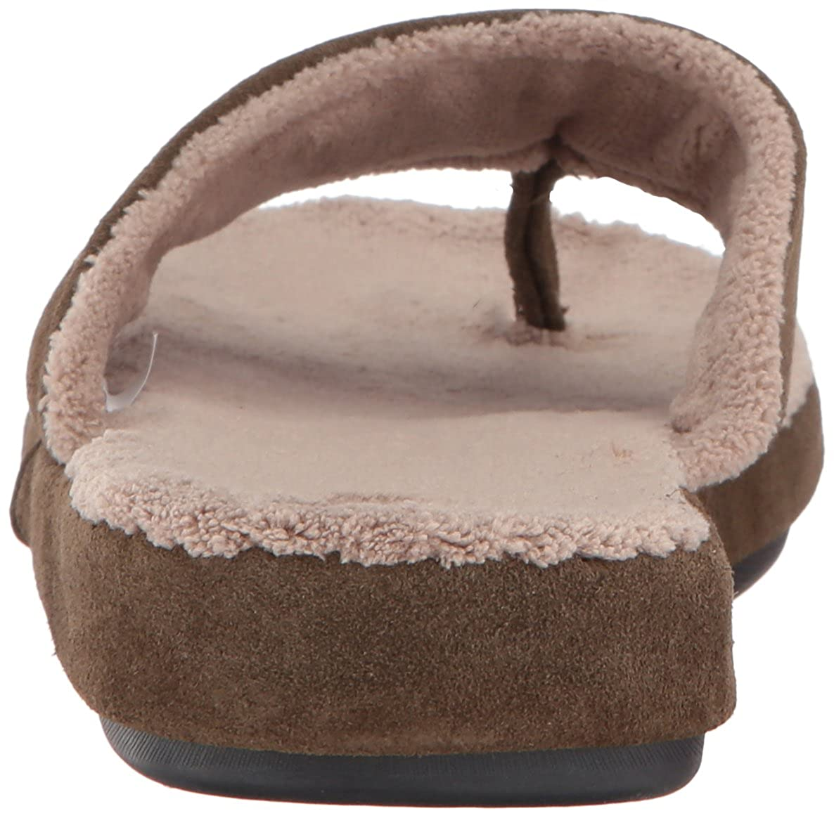 Acorn Womens Spa Thong with Premium Memory Foam