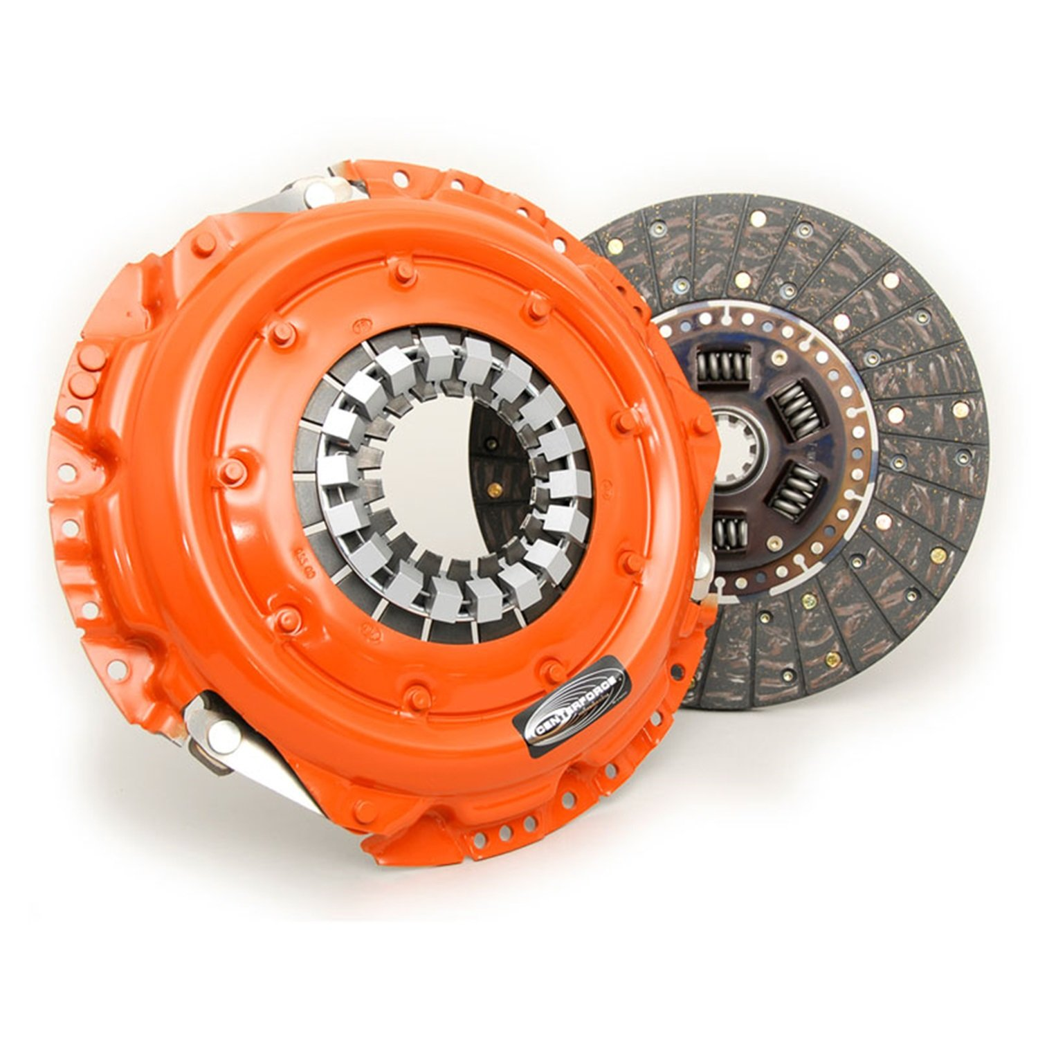 Centerforce MST559000 Series II Clutch Pressure Plate and Disc by Centerforce