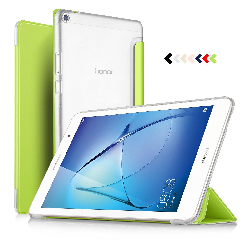 お気にいる Huawei MediaPad T3 8用ELTDケース - 8用ELTDケース Huawei MediaPad T3 8用超スリム軽量スマートケースカバー(グリーン) T3 - B07L6F53WW, サワウチムラ:55d1d0c9 --- a0267596.xsph.ru