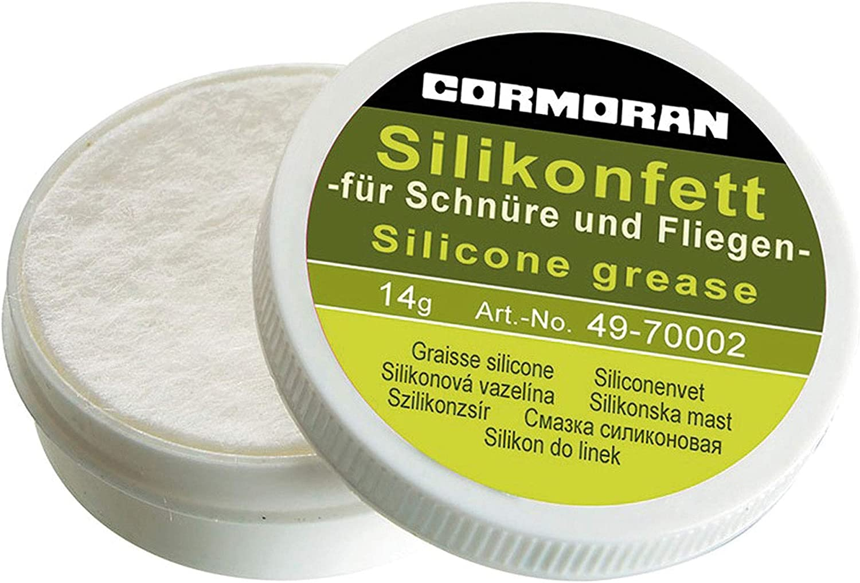 14g Cormoran Silikonfett 14g
