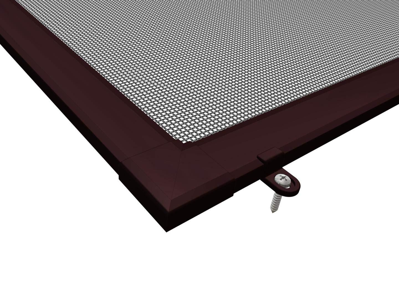 braun WIP Insektenschutz Rahmenfenster 130x150cm