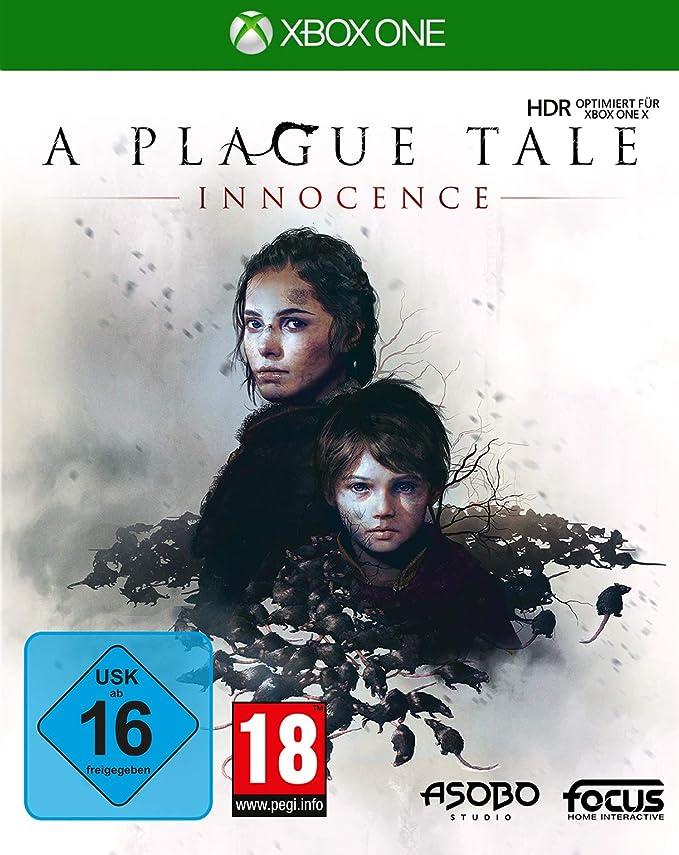 A Plague Tale Innocence [Xbox One] [Importacion Alemania]: Amazon.es: Videojuegos