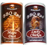 Magic Dust und Lucky Chicken Rubs 2 x 350gr
