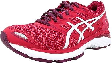 ASICS 3000 5 Wom Shoe Ro/Wh/Pu 6.0 B