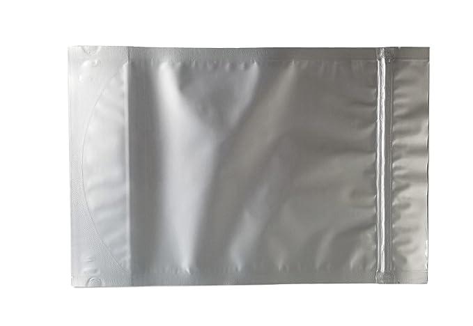 50) - Bolsa de aluminio con forro de aluminio para alimentos a ...