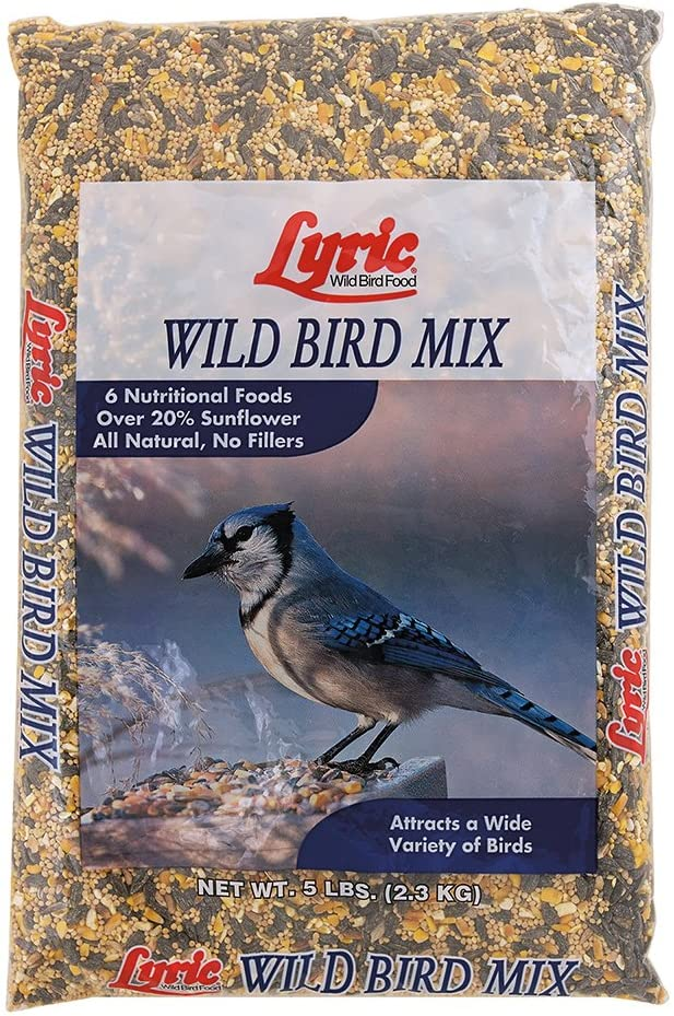 Lyric 2647441 Wild Bird Mix - 5 lb.
