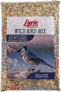 Lyric 2647441 Wild Bird Mix - 5 lb.