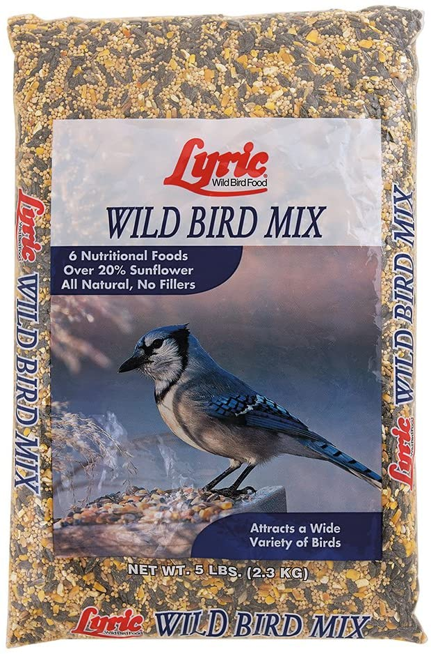 bag 40 lb Lyric Wild Bird Mix