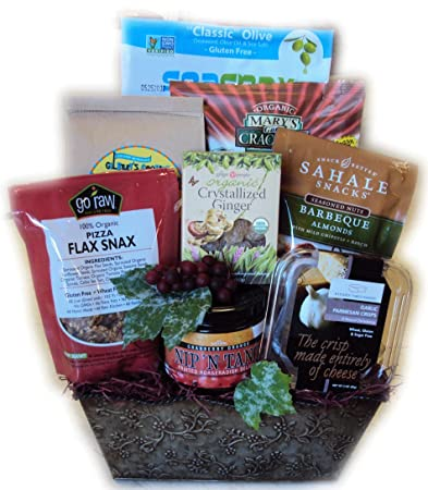 Amazon gluten free gourmet gift basket by well baskets gluten free gourmet gift basket by well baskets negle Image collections
