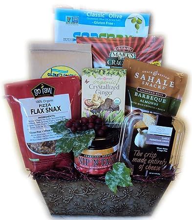 Amazon gluten free gourmet gift basket by well baskets gluten free gourmet gift basket by well baskets negle Gallery